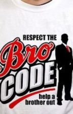 Bro code by AngelaRoberts469