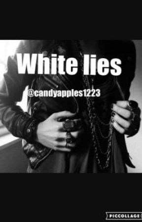 White lies ~C.D~ by candyapples1223