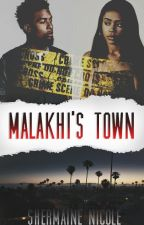 Malakhi's Town by justshermaine