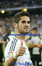 Instagram isco Alarcon  by VianeyMalik