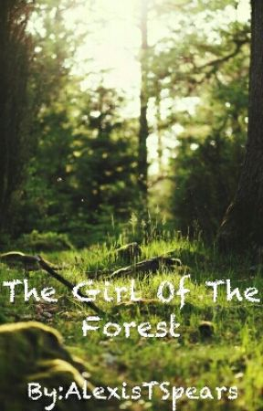 The Girl Of The Forest by VictUri_Lover