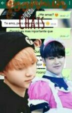 YoonMin Chats © by -cxndyxrmy