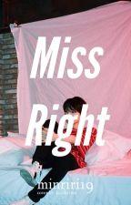 Miss Right by minriri19