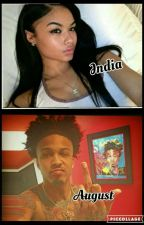my girl (August Alsina and India Westbrook) by 901taytay901