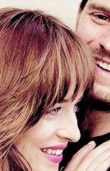 Christian Grey and Ana Steele High school Sweethearts