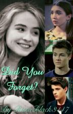 Did You Forget? by ViciousDramaAddict