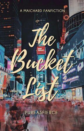 The Bucket List by fymaichard