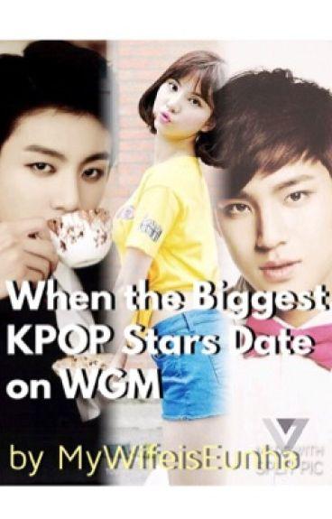 When The Biggest KPOP Stars Date on WGM (Eunkook)