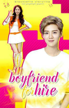 Boyfriend For Hire [BOOK ONE]  by blackzetro