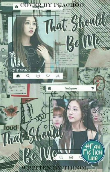 That Should Be Me [ Jungkook ✖ Yein ]