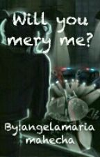will you merry me? Harley Y Joker by AngelaLetoHAHA