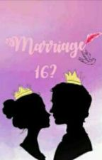 marriage 16?? by AuliaPutriEkaF