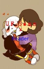 Na serio? | Underfell Sans X Reader by I_love_Sans