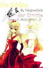 Die Schöne und der Drache  by FairyloveJulia
