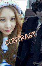 CONTRAST ( FF Kyuhyun & Seohyun ) by GinaElist