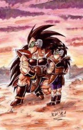 The Gruesome Saiyan Warrior (Dragon Ball Z fanfiction