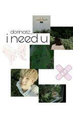 I Need U • bts Suga 《befejezett》 by dorinasz_