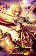 The Brave Princess [malay] by TRISYA_2135