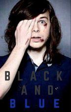 Black and Blue | Chandler Riggs Gay | by -cosmicprince