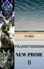 Transformers - New Prime II by Tina0021