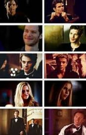 The Originals One-Shots #The2017Awards by GhostLoveWriter