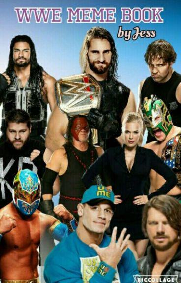 WWE Meme Book