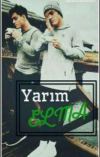 Yarım Elma (3) by scamandersbeast