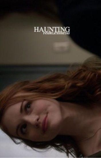 haunting   T.W GIF Series