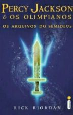 Os arquivos do semideus by edrienef