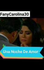 Una Noche De Amor [Editando] by fanny_3010