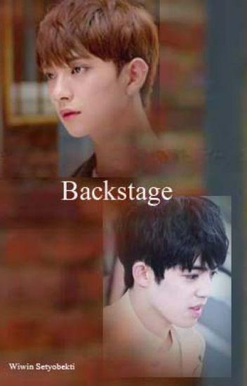 Backstage || NC || SVT Vers.