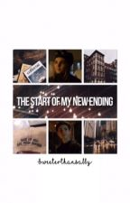 Selena Kyle and Bruce Wayne: the start of my new ending by gotham_crystal
