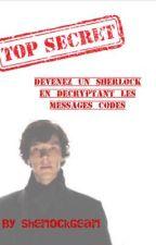 Top Secret by SherlockGearl