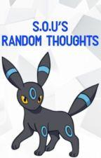My Random Stuff and Things by ShadowofUmbreon