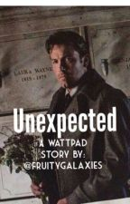 Unexpected (BRUCE WAYNE X HARLEEN QUINZEL)  by fruitygalaxies