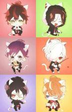 Diabolik Lovers Kitten!Dialovers x Reader by OtakuButterfly
