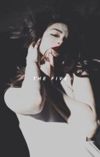 THE FIVE ➵ JEREMY GILBERT [ ON HOLD ] by hennighale