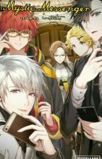 Mystic Messenger Reader Inserts by MonsterKink