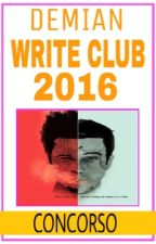 Write Club 2016 - Demian by demian2222