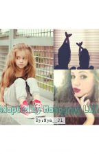 Adopted by Mahogany Lox by Nya__21