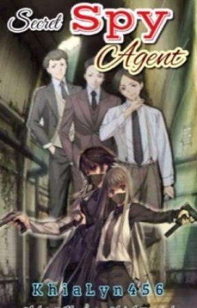 Secret Spy Agent by PANDAimaginary