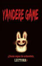 YANDERE GAME ||Personajes originales X Lectora|| by Honneko