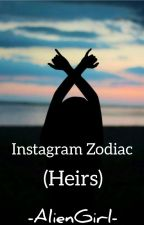 Instagram Zodiac (Heirs) by -LadyE-