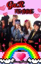 GnR feminine, Guns N Roses by Laura_Cooper