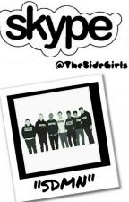 Skype// Sidemen Au by TheSideGirls