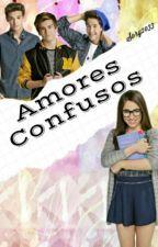 Amores Confunsos-gastina O Mattina by sory2033