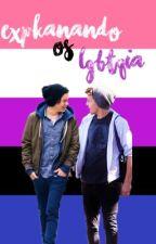 explanando as lgbtqia+ by feministlarry