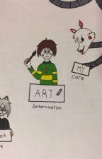 My art book by Love_FairyTail14