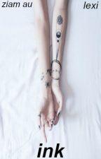 ink | ziam au by three_worlds-collide