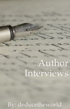 Author Interviews by deducetheworld
